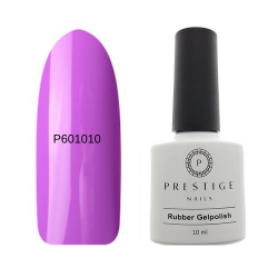 Rubber Gelpolish Lilac 10ml