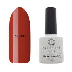Rubber Gelpolish Red...