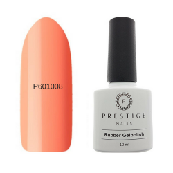 Rubber Gelpolish Papaya 10ml